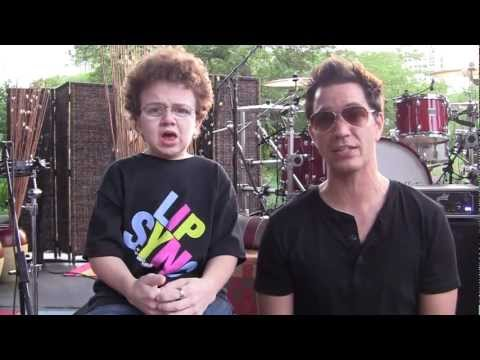 "Andy and Keenan Cahill Duet on ""Fine By Me"""