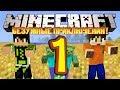 Minecraft: Безумные Приключения! #1 - ЧТО ЗА ЧЁРТ?