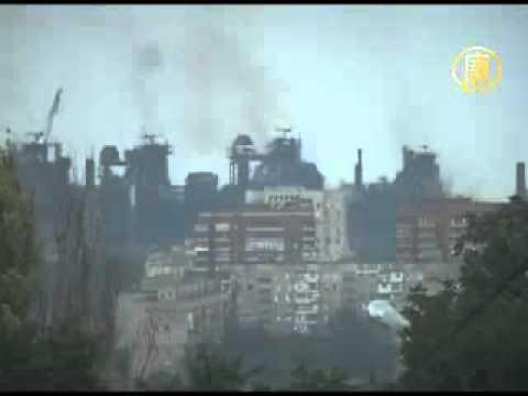 Мариуполь - зона экологической катастрофы