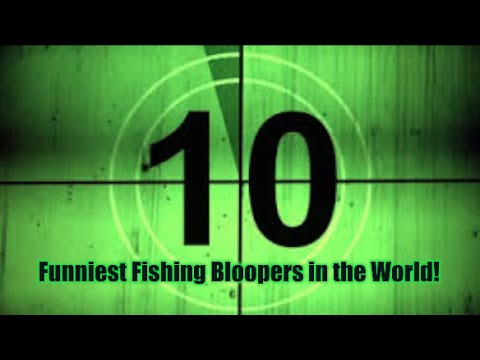 Top 10 Funny Fishing Bloopers!