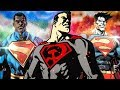 10 Версий Супермена из Альтернативных Вселенных
