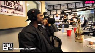 Big Sean Speaks on Kid Cudi Leaving G.O.O.D Music