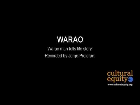 Parlametrics: Warao