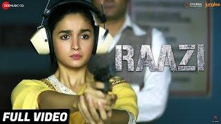 Raazi - Title Track