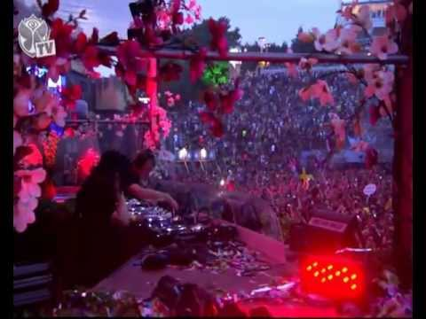 Skrillex@Tomorrowland 2012 (Full Live)