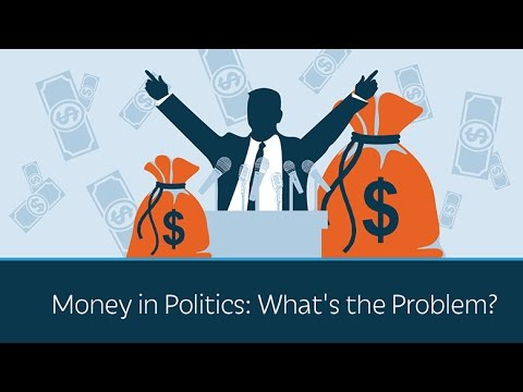 Money in Politics: What's the Problem? 10/6/14   (Money Speech)