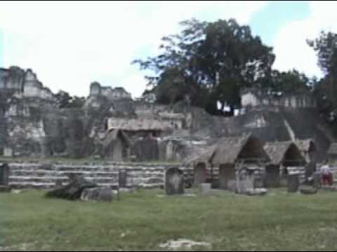 Viaje Tikal Peten Guatemala