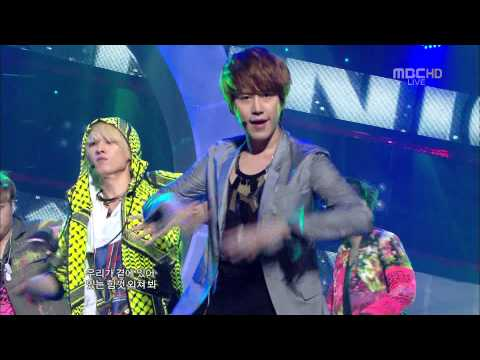 "[Full HD] SUPER JUNIOR ""Superman"" & ""Mr. Simple "" 2011.08.06 - Comeback Stage [110806]"
