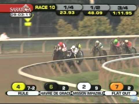 2011 Woodward Stakes - Havre de Grace