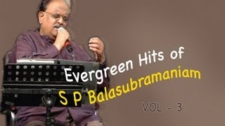 Evergreen hits of SPB – Jukebox Vol 3