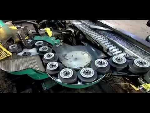 شاهد بالفيديو :  كيف يتم صنع فلتر الزيت في سيارتك