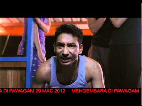 JANGAN PANDANG-PANDANG Trailer - Di Pawagam 29 Mac 2012