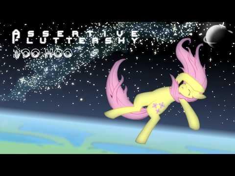 Assertive Fluttershy - Boo Hoo