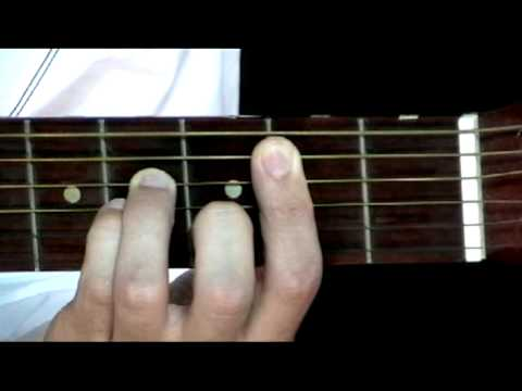 B Minor Chord Guitar Finger Position Guitar Tips For Kids   B Minor