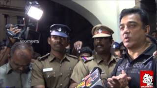 Kamal Hassan : Viswaroopam row settled. Movie will release soon
