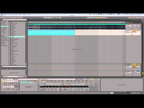 Ableton Tutorial: Volume, Automation & Parameter edits