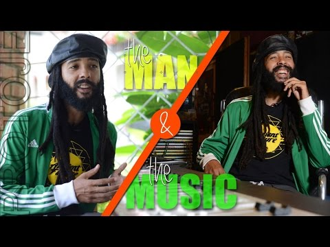 Protoje - The Man: Enjoying worldwide exposure