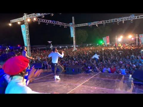 Innoss'B Ft. Diamond Platnumz – Yo Pe Live @ Wasafi Festival – 9 nov 2019