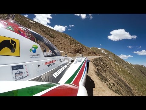 GoPro: Pikes Peak 2014 - Monster Tajima's Run For The Record