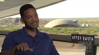 Will Smith Talks Being In The Studio With Kanye West