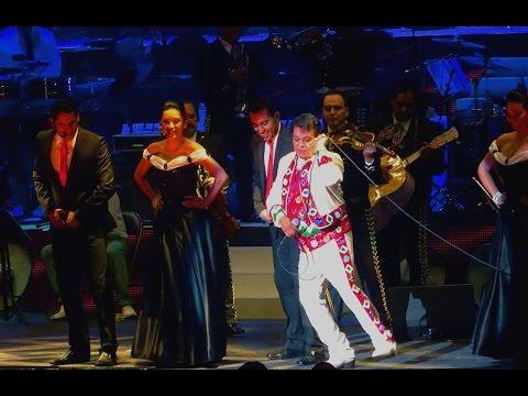 """Juan Gabriel en Las Vegas 2014 grito de independencia """"medley"""" HD"""