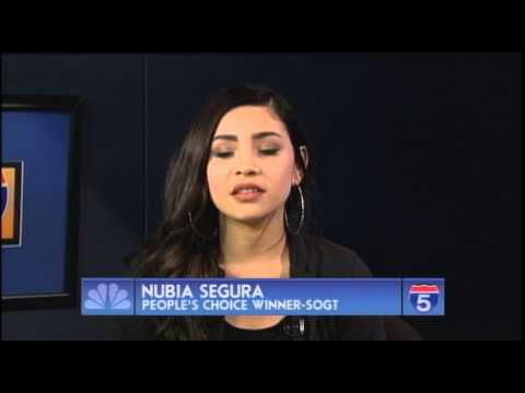 Nubia Segura - People s Choice Winner - Southern Oregon s Got Talent
