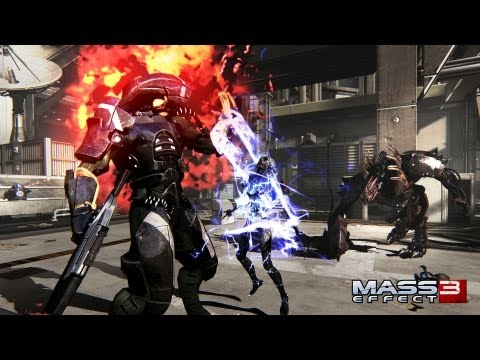 Mass Effect 3: Reckoning Trailer