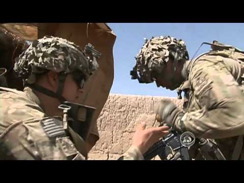 The CBS Evening News with Scott Pelley - U.S. troops take Taliban villages by surprise