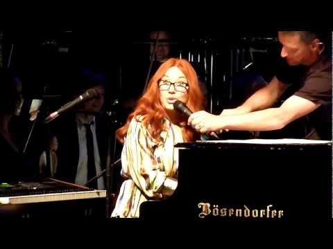 Tori Amos & Metropole Orkest - Wonderful Marcel improv & Gold Dust (Rotterdam, NL 2012-10-01)