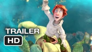 Justin and the Knights of Valour 3D Official Trailer (2013) - Saoirse Ronan Movie HD