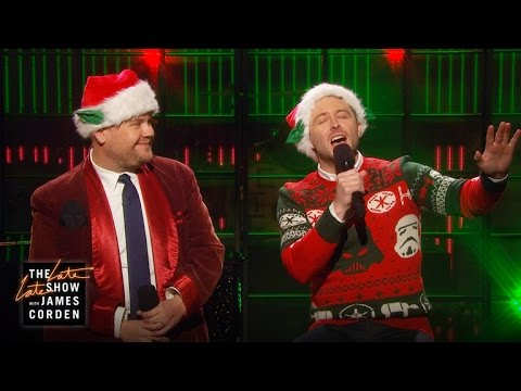 The Star Wars Song (Christmas Song Parody) [Feat. Chris Hardwick]