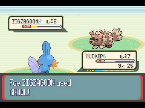 Pokemon Sapphire - Pokemon Sapphire (GBA) - Vizzed.com Play walkthrough part 3 - User video