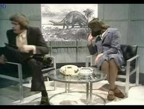 Monty Python - Theory on Brontosauruses by Anne Elk (Miss).