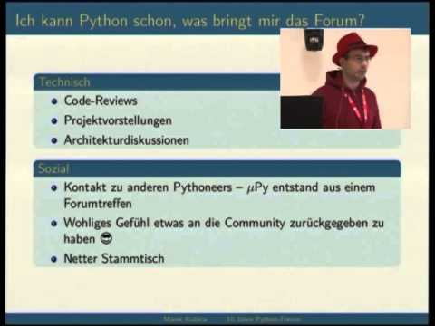 Image from 10 Jahre Python-Forum
