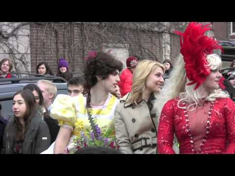 Hasty Pudding - Claire Danes