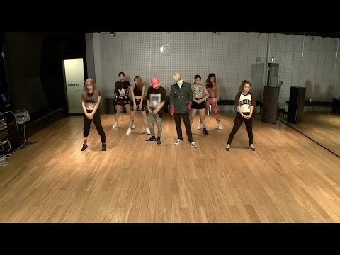 Zutter (Feat. T.O.P) [Dance Pratice Version]