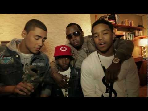 """Quincy featuring Kendre """"STAY AWHILE"""" Music Video (Behind the Scenes)"""