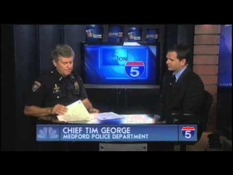 Chief Tim George - Medford Police Department