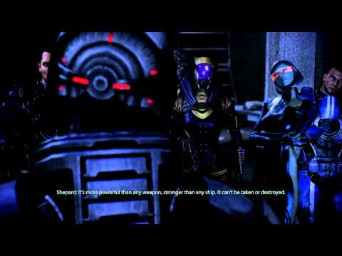 Mass Effect 3 - Shepard's speech to crew