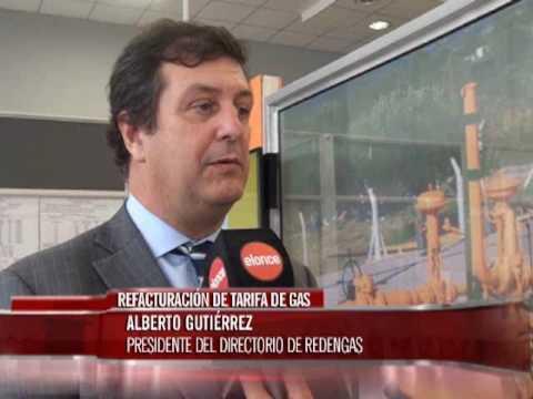 Volverán a facturar el servicio del gas natural tras la resolución de ENERGAS