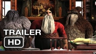 Rise of the Guardians - Official Trailer - Alec Baldwin MOVIE (2012) HD