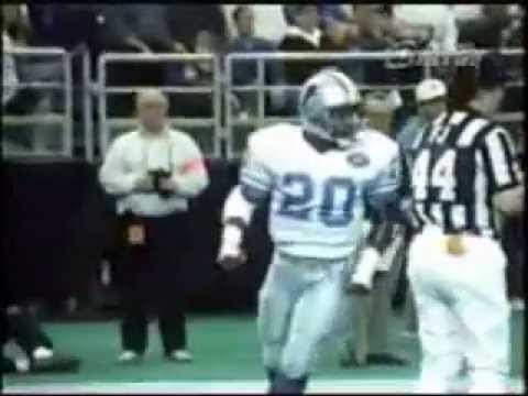 Barry Sanders Best Career Highlights