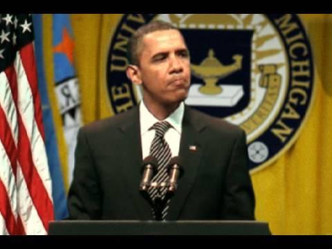 Obama Caught Lip-Syncing Speech