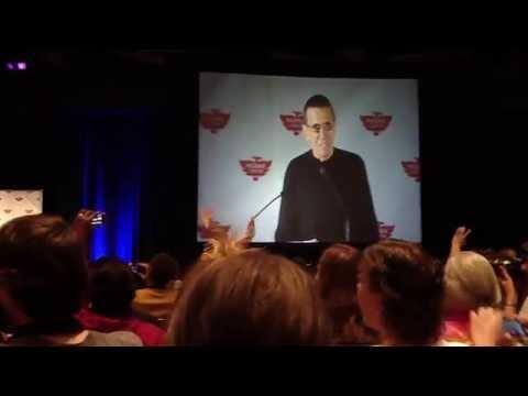 Phoenix Comicon 2011: Leonard Nimoy Panel (Part 1)