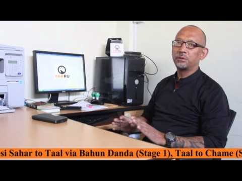 Yak Ru Race Director Chhimi Gurung