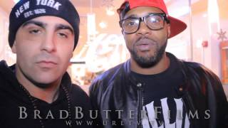 Dizaster and Math Hoffa at URL Armageddon after Shutdown