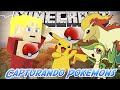 Minecraft : Aventura Pokemon ! Capturando TODOS !!! (PixelMon)