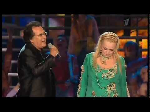 "Ирина Аллегрова и Toto Cutugno ""Serenata"" RcReviews.lt"