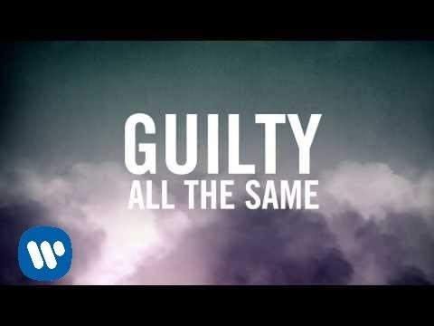 Guilty All the Same (Video Lirik) [Feat. Rakim]