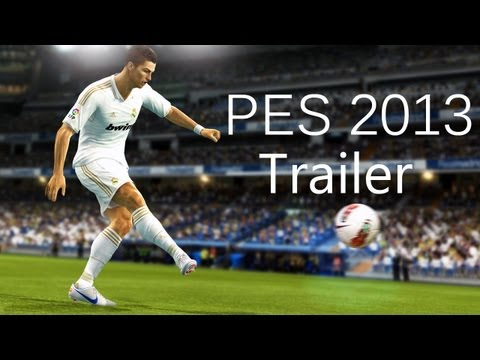 PES 2013 - E3 2012 Gameplay Trailer + Developer Update